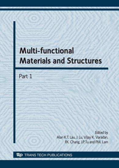 Multi functional Materials and Structures PDF