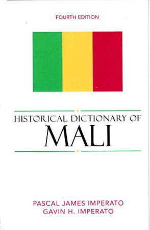 Historical Dictionary of Mali PDF