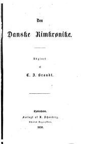 Den danske rimkrønike
