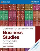 IGCSE   and O Level Business Studies Revision Guide PDF