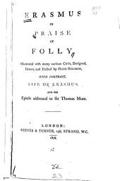 Erasmus in praise of folly