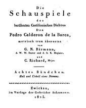 Die Schauspiele: Heil und Unheil eines Namens. 8