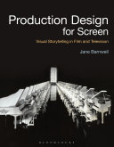 Production Design for Screen Book