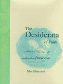 The Desiderata of Faith PDF