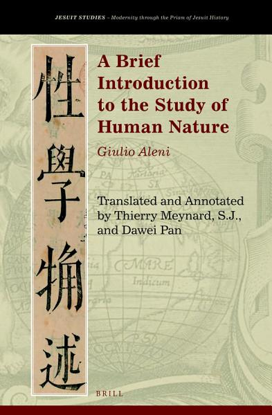 Download A Brief Introduction to the Study of Human Nature Book