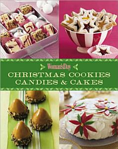 Woman s Day Christmas Cookies  Candies   Cakes Book