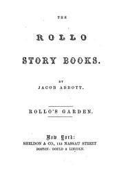 Rollo's Garden: Jacob Abbott
