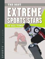 Best Extreme Sports Stars of All Time PDF