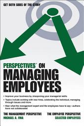Perspectives on Managing Employees