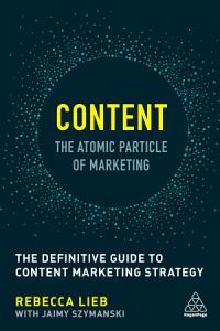 Content   The Atomic Particle of Marketing Book