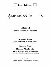 American Indians PDF
