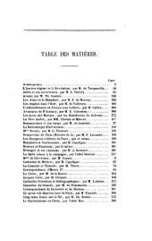 Essay critiques sur la littérature contemporaine par Édouard de Barthélemy: Volume1
