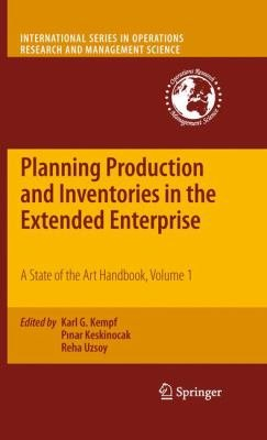 Planning Production and Inventories in the Extended Enterprise PDF