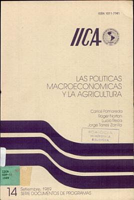 Las pol  ticas macroecon  micas y la agricultura PDF