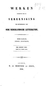 Der minnen loep: (derde en vierde boek). 2e deel, Deel 2