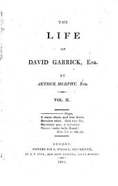 The Life of David Garrick Esq: Volume 2