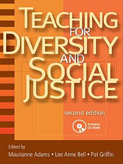 Teaching for Diversity and Social Justice Book