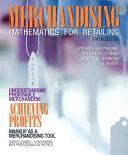 Merchandising Mathematics for Retailing Book
