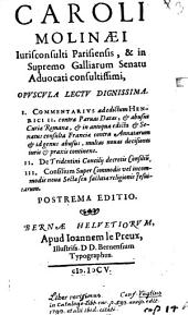 Opuscula lectu dignissima