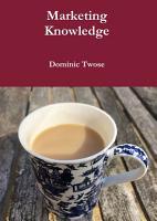 Marketing Knowledge PDF