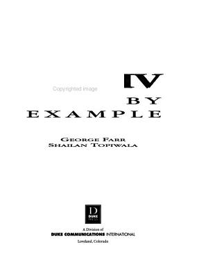 RPG IV by Example PDF
