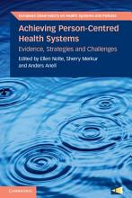 Achieving Person Centred Health Systems PDF