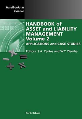 Handbook of Asset and Liability Management
