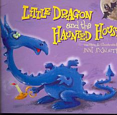 Little Dragon and the Haunted House PDF
