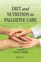 Diet and Nutrition in Palliative Care PDF