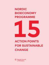 Nordic Bioeconomy Programme PDF