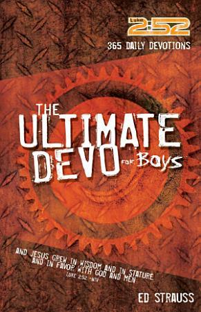The 2 52 Ultimate Devo for Boys PDF