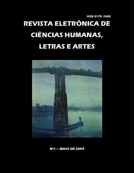 Revista Eletronica De Ciencias Humanas Letras E Artes No 1