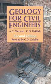 Geology for Civil Engineers: Edition 2