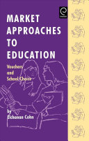 Market Approaches to Education