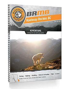 Kootenay Rockies BC Backroad Mapbook PDF