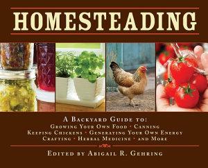 Homesteading Book PDF