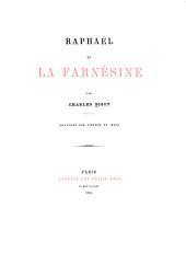 Raphaël et la Farnésine