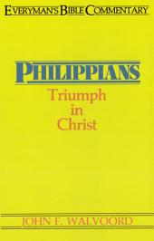 Philippians- Everyman's Bible Commentary