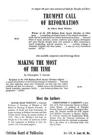 The Christian Evangelist front Rank PDF