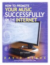 How to Promote Your Music Successfully on the Internet: 2011 Edition