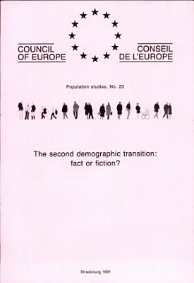 The Second Demographic Transition  Fact Or Fiction  PDF