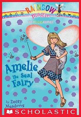 Ocean Fairies  2  Amelie the Seal Fairy
