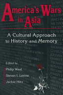 United States and Asia at War: A Cultural Approach
