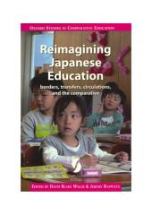 Reimagining Japanese Education: borders, transfers, circulations, and the comparative