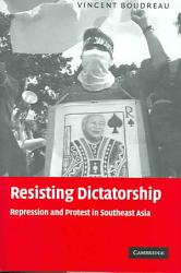 Resisting Dictatorship Book PDF