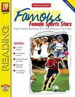 Celebrity Readers  Famous Female Sports Stars PDF