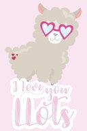I Love You Llots Book PDF