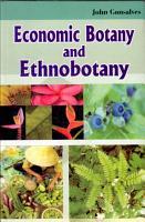 Economic botany and ethnobotany PDF