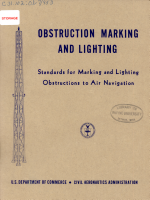 Obstruction Marking and Lighting PDF