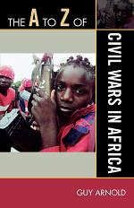 The A to Z of Civil Wars in Africa